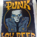First issue of Punk-as new. Had and lost this once upon a time. Annoyed.