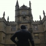 The Bodleian is just a hell of a building...