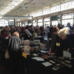 180 book artists/printers/dealers. Wow.